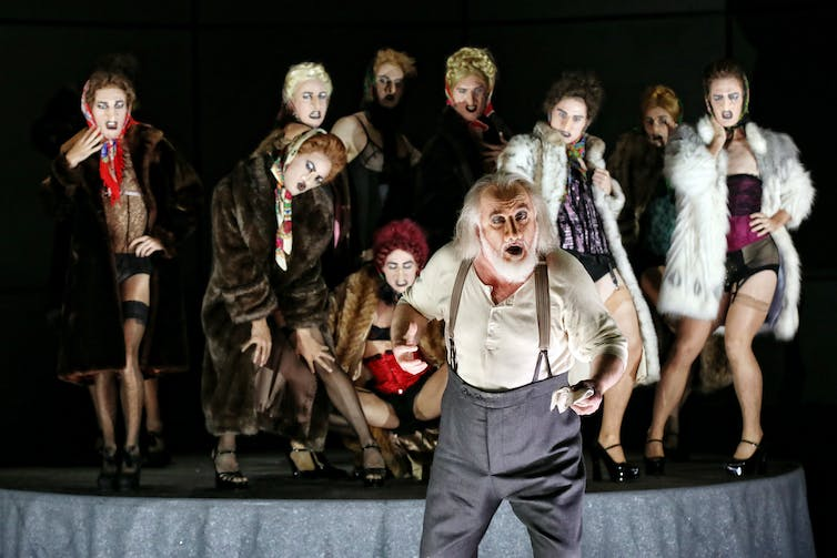 Barrie Kosky's nose for the inventive and surreal makes for an outstanding production of The Nose