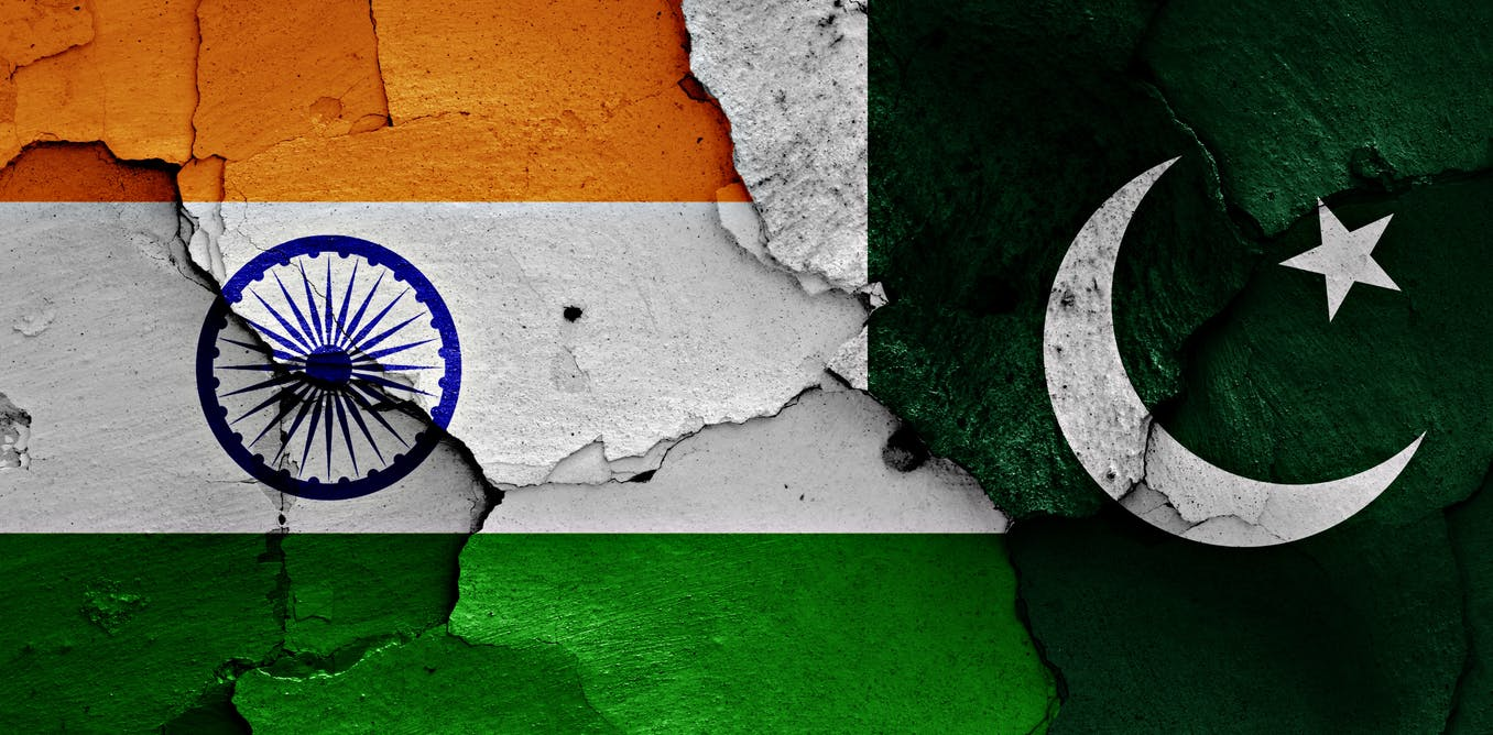 why india and pakistan divided