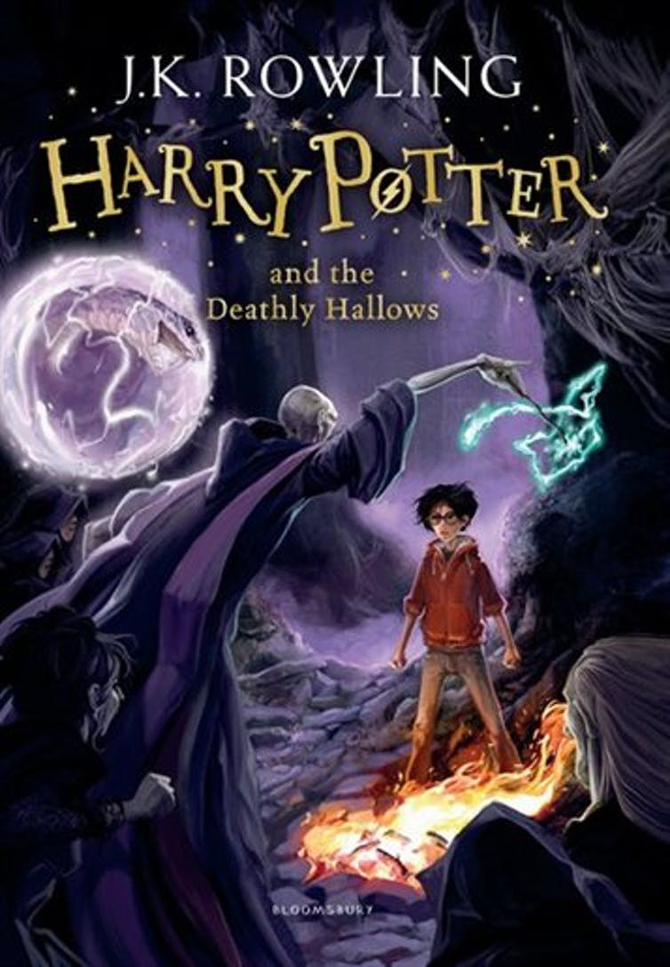 Harry Potter and the surprisingly poignant literary theme