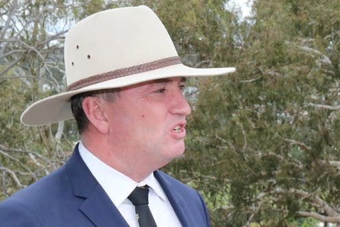 Barnaby Joyce: the story of an unlikely rise and a self-inflicted fall