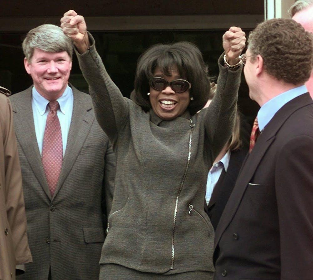 Incarnated angel case study - Oprah Winfrey - YouTube