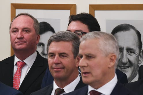 Under McCormack, the Nationals need to accept they are a minority and preserve their independence