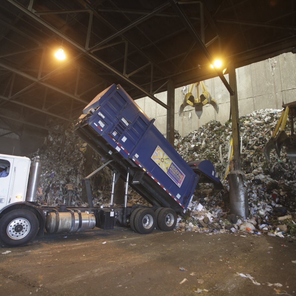 Garbage in, garbage out: Incinerating trash is not an effective way