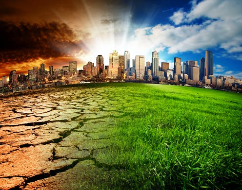 why scientists have modelled climate change right up to the year 2300