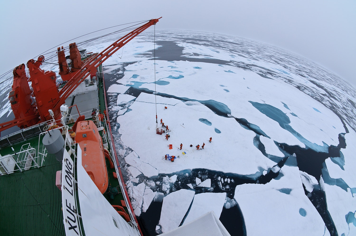 With All Eyes on China, Singapore Makes Its Own Arctic Moves