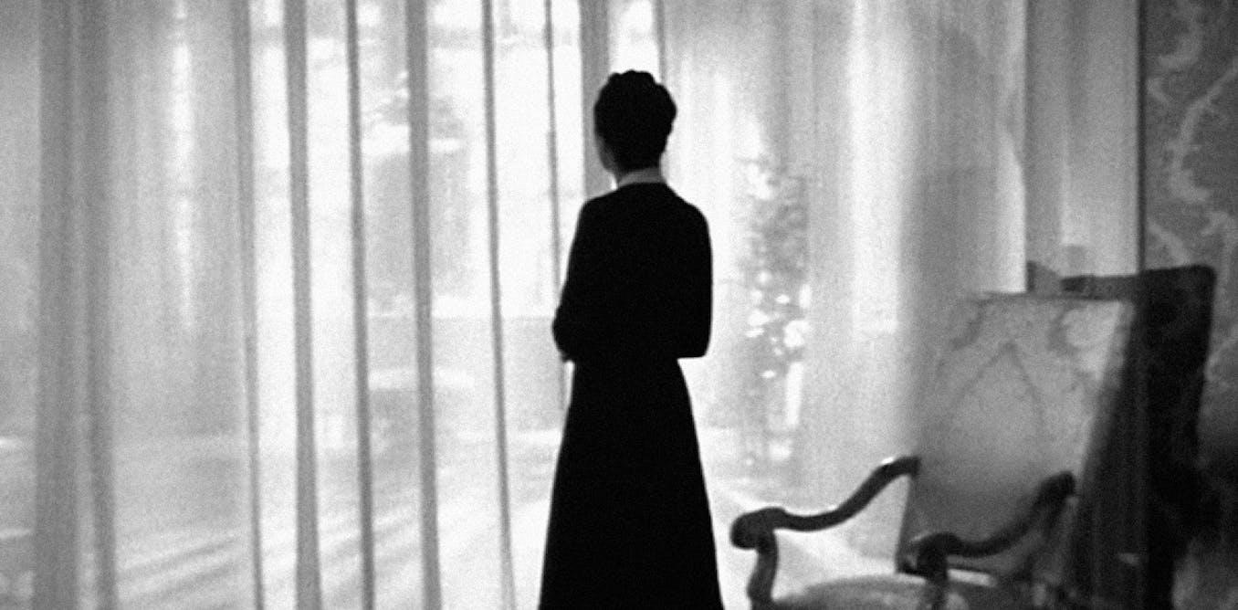Rebecca de Alfred Hitchcock