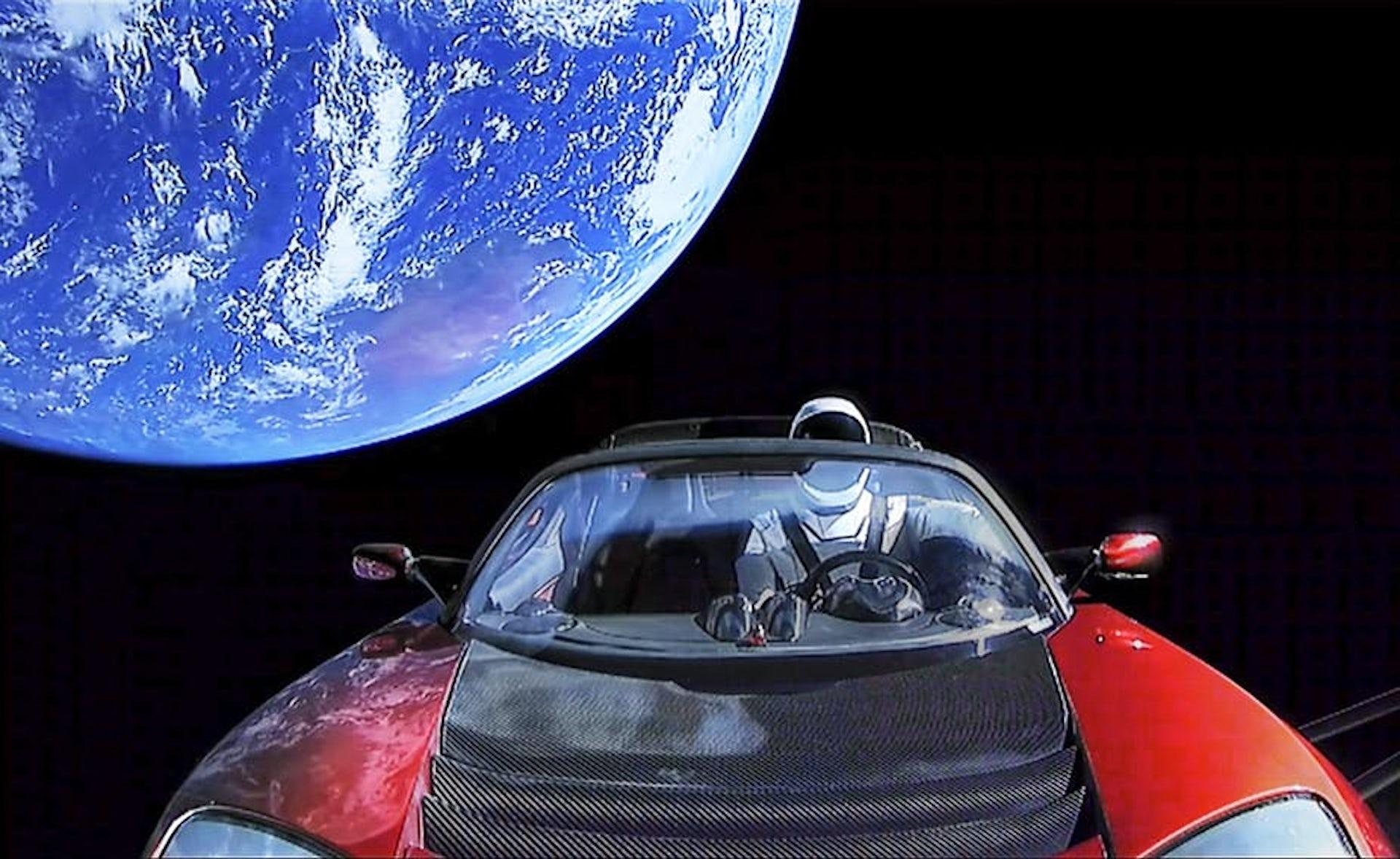 Tesla Motors The Martian Space X Elon Musk Original Interpretation