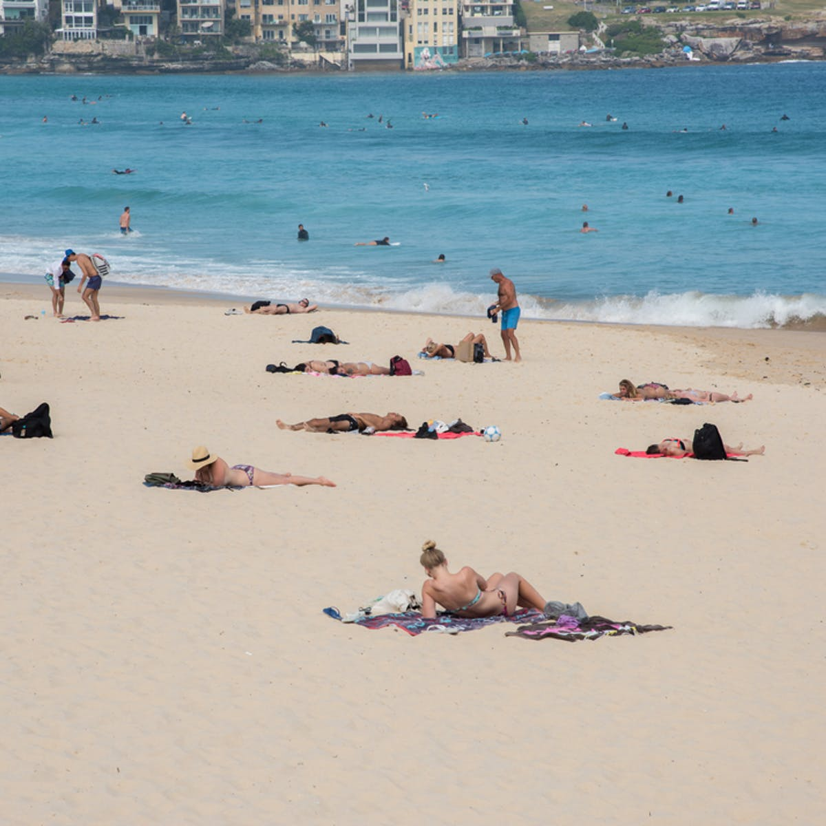 Why does Australia have so much skin cancer? (Hint: it's not