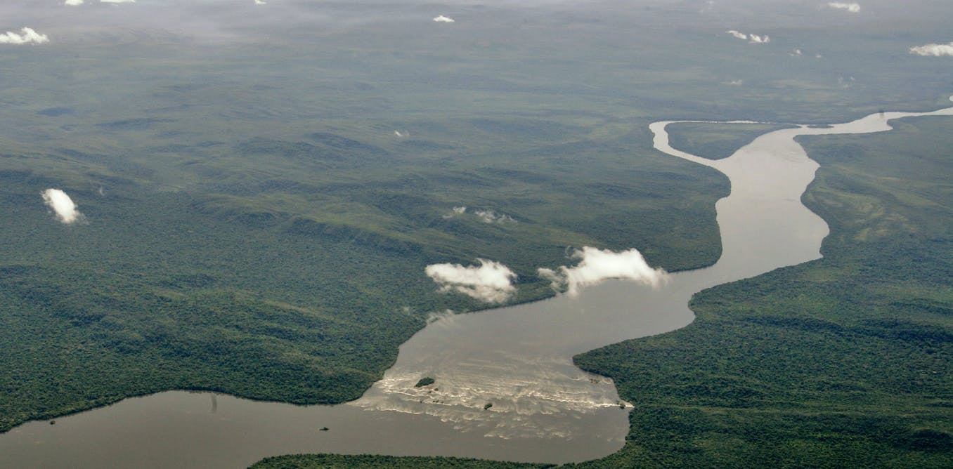 Amazonian dirt roads are choking Brazil's tropical streams