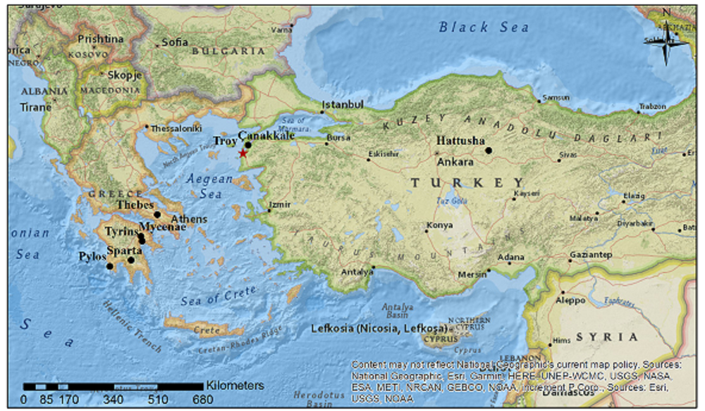 Fall of Troy: the legend and the facts Map Of Ancient Greece India on map of eastern mediterranean, map of persian empire, crete greece, map of athens, olympic games in greece, delphi greece, map of persia, map of greece and surrounding areas, map of mediterranean sea, peloponnese greece, map of greece today, map of troy, map of roman empire, ithica greece, map of corinth greece, map of balkan peninsula, map of mesopotamia, map of modern greece, epirus greece, parthenon greece,