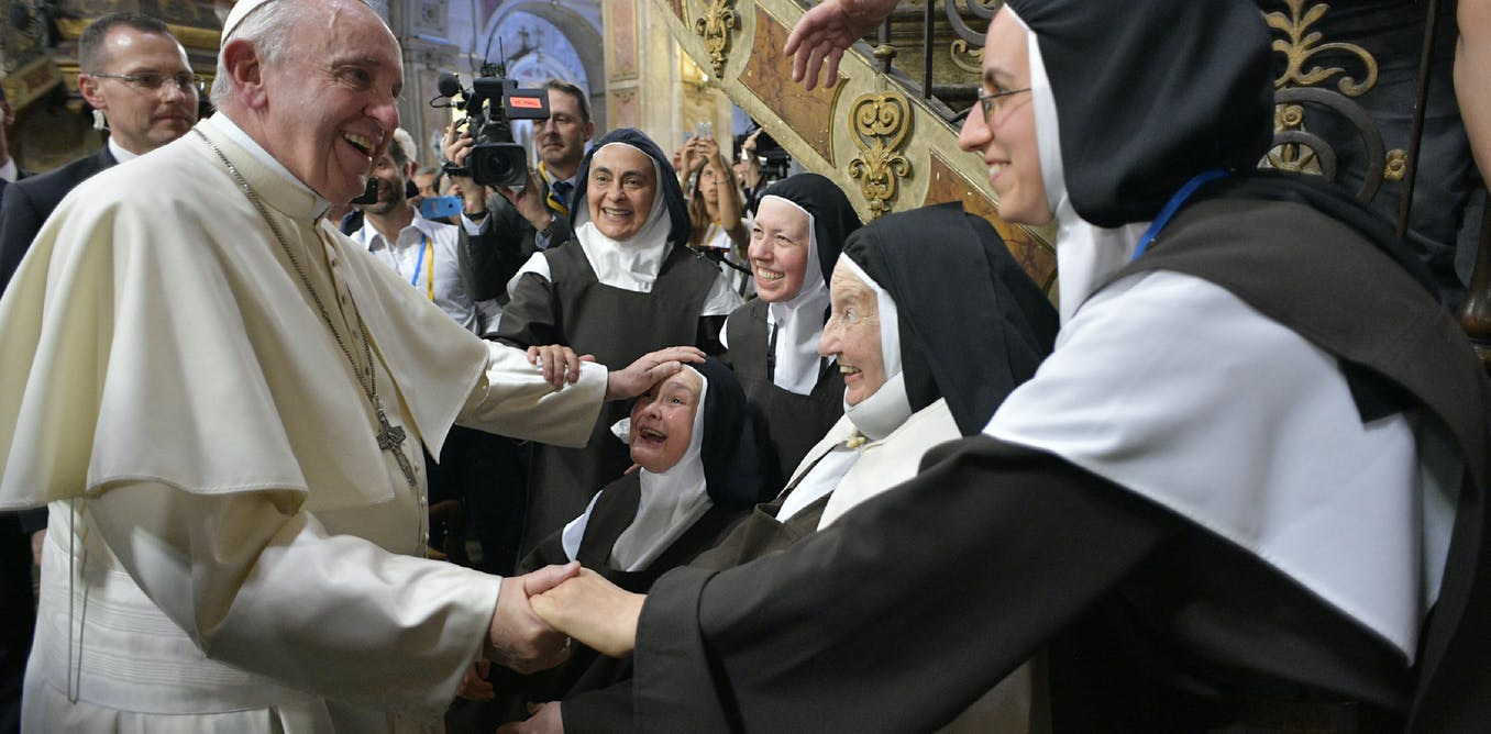 Pope francis wont support women in the priesthood but heres what he could do