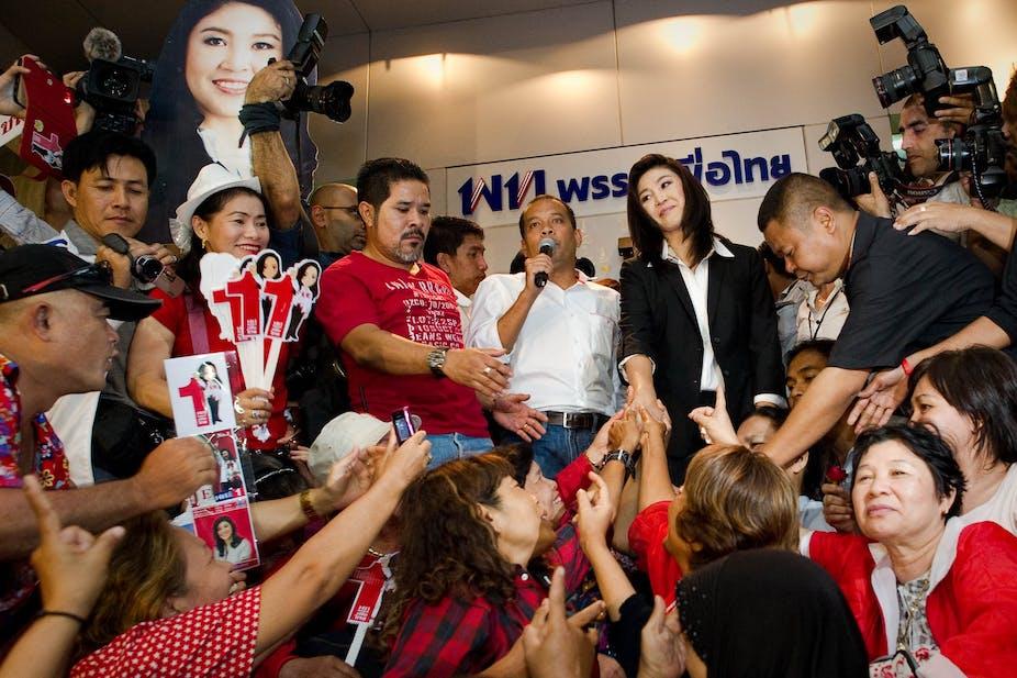 thai political essay