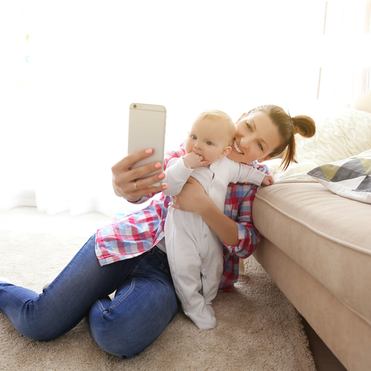Sharenting: why mothers post about their children on social