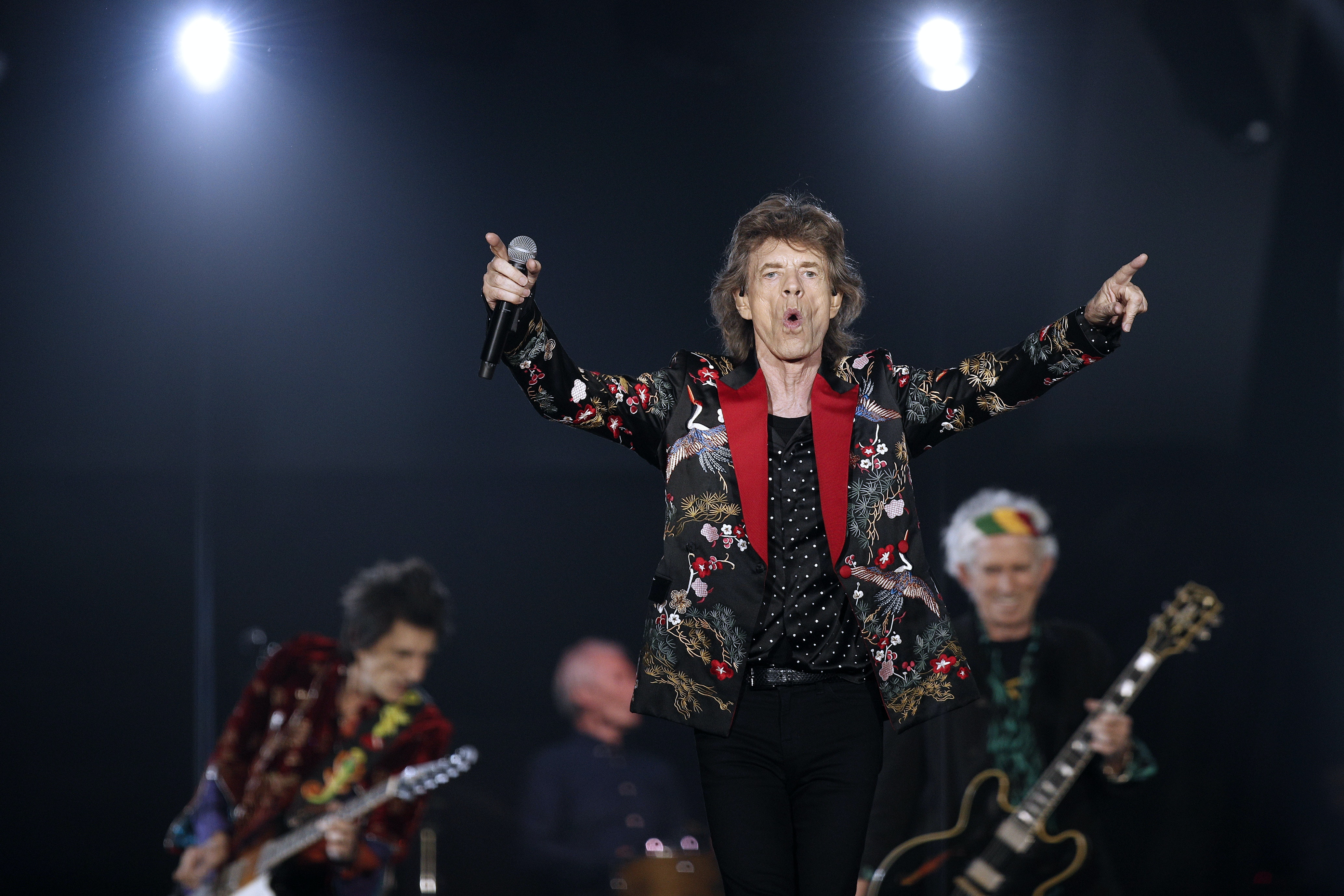 Rolling Stones Tour They May Be Older But Time Waits For No One