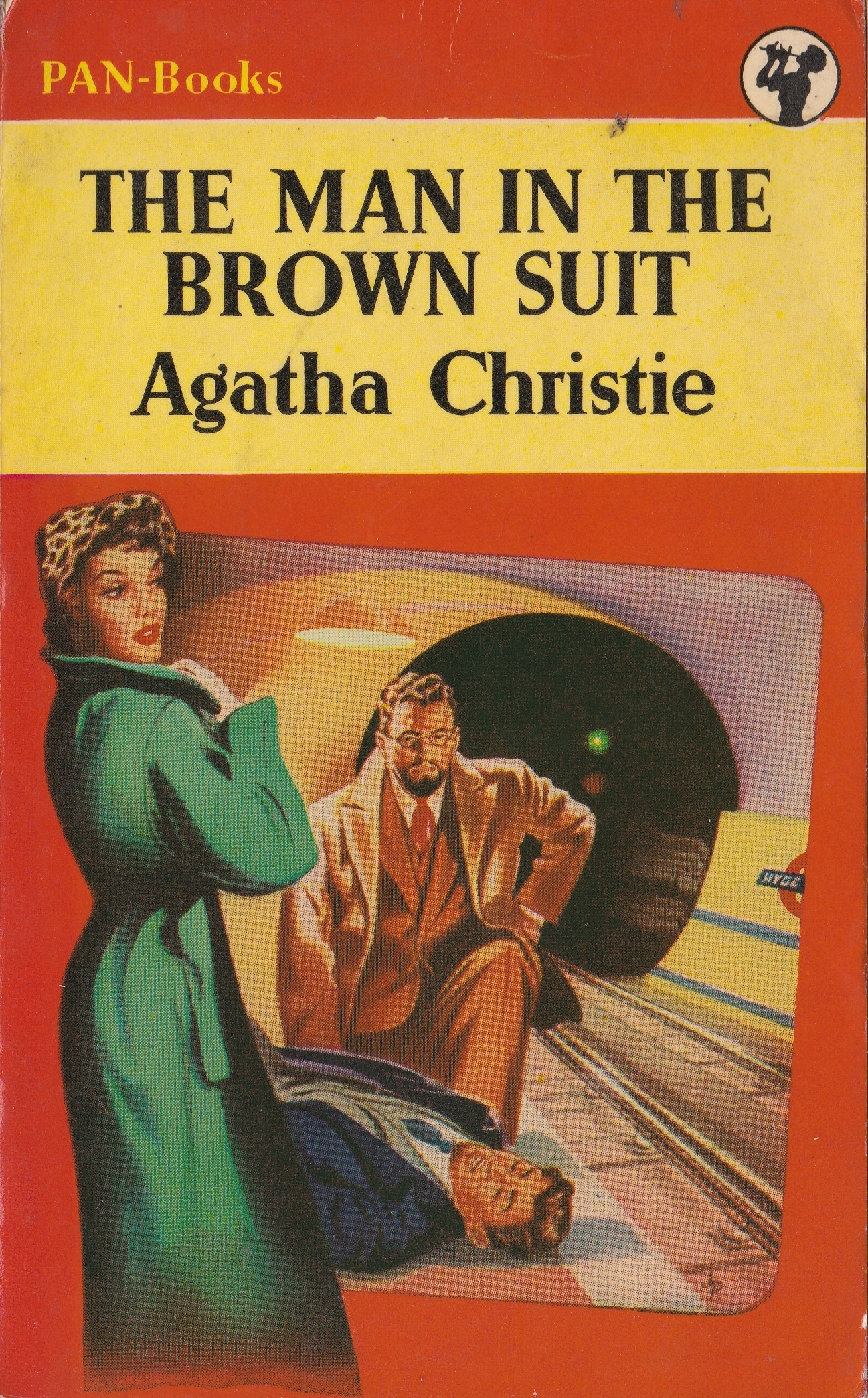 Agatha Christie The Man in the Brown Suit International Women's Day 2018