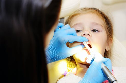 Child tooth decay is on the rise, but few are brushing their