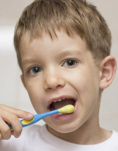 Child Tooth Decay Is On The Rise, But Few Are Brushing Their Teeth Enough Or Seeing The Dentist