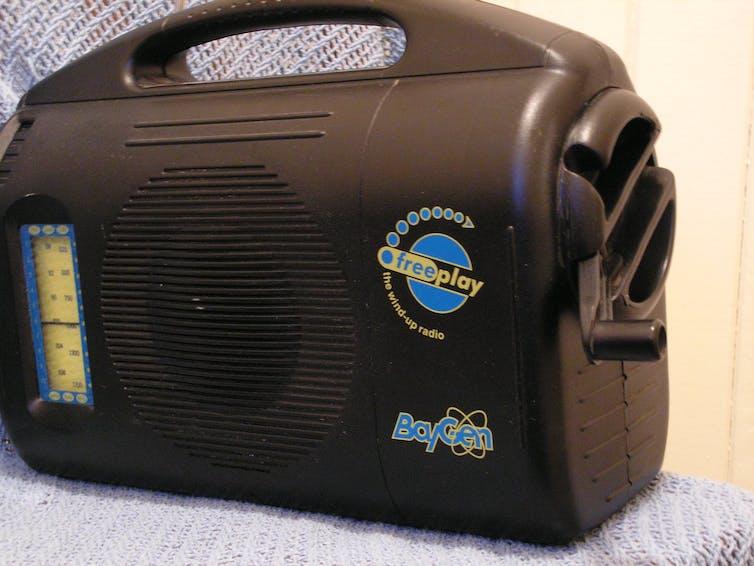 Trevor Baylis The Wind Up Radio Inventor Who Forced