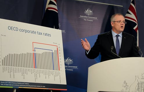 How the government can pay for its proposed company tax cuts