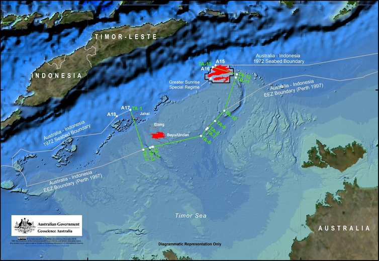 Australia and Timor Leste settle maritime boundary after 45 years of bickering