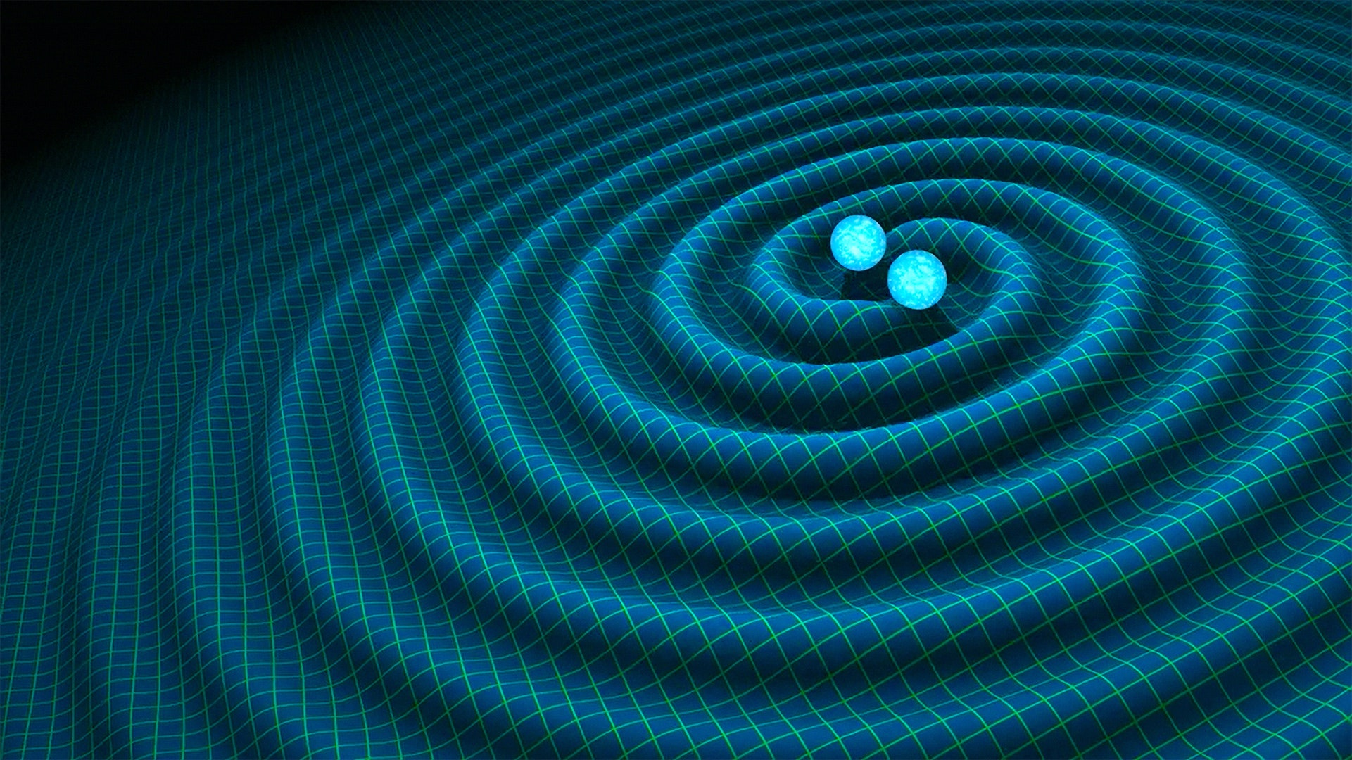 Explainer: why you can hear gravitational waves when things collide in the universe