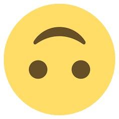 sarcasm emoji
