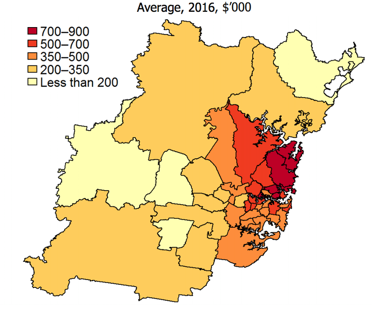RBA research shows that zoning restrictions are driving up housing prices