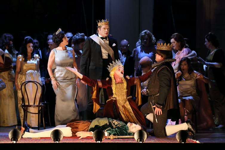 Brett Dean's Hamlet demonstrates the power of opera as an art form