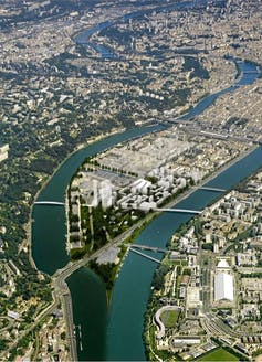 France has a unique approach to regenerating inner cities – what can we learn from its success?