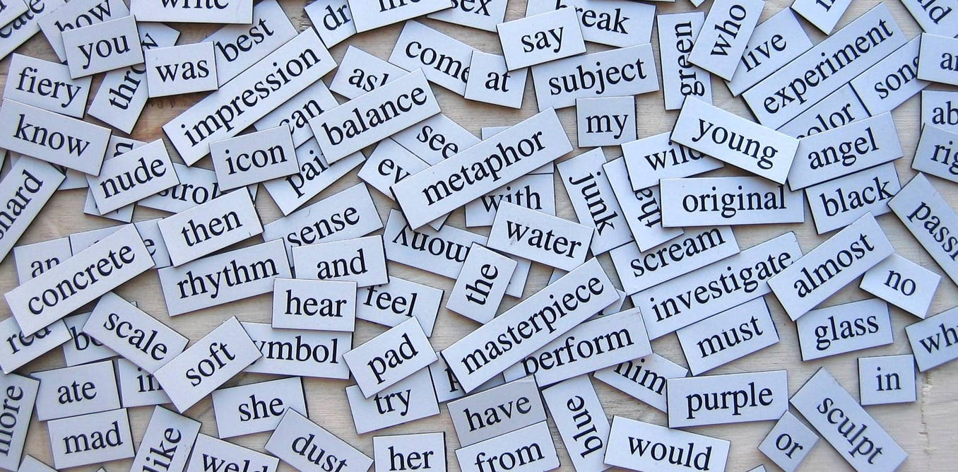The slippery grammar of spoken vs written English