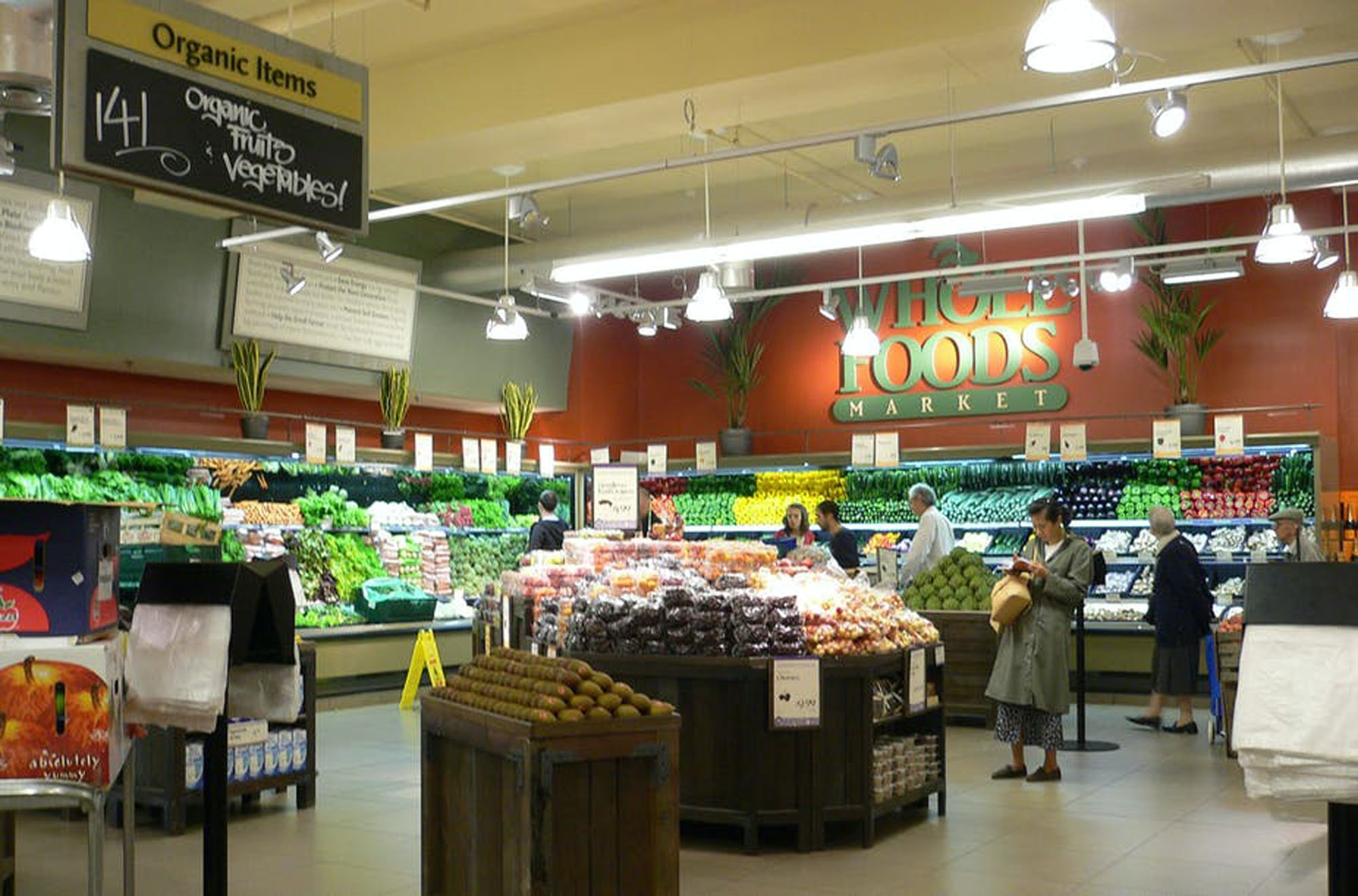 With Its Purchase Of Whole Foods Is Amazon S Goal To