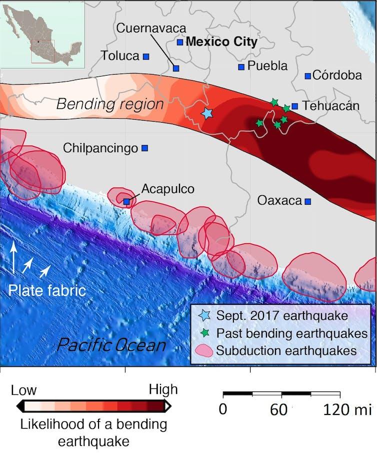 News - Mexico City's rare, deadly 'bending' quake may happen again