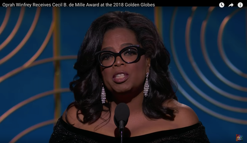 ae7c1a31d22 Would America vote for Oprah for president