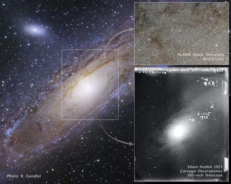 tips on how to experience cosmology from your backyard