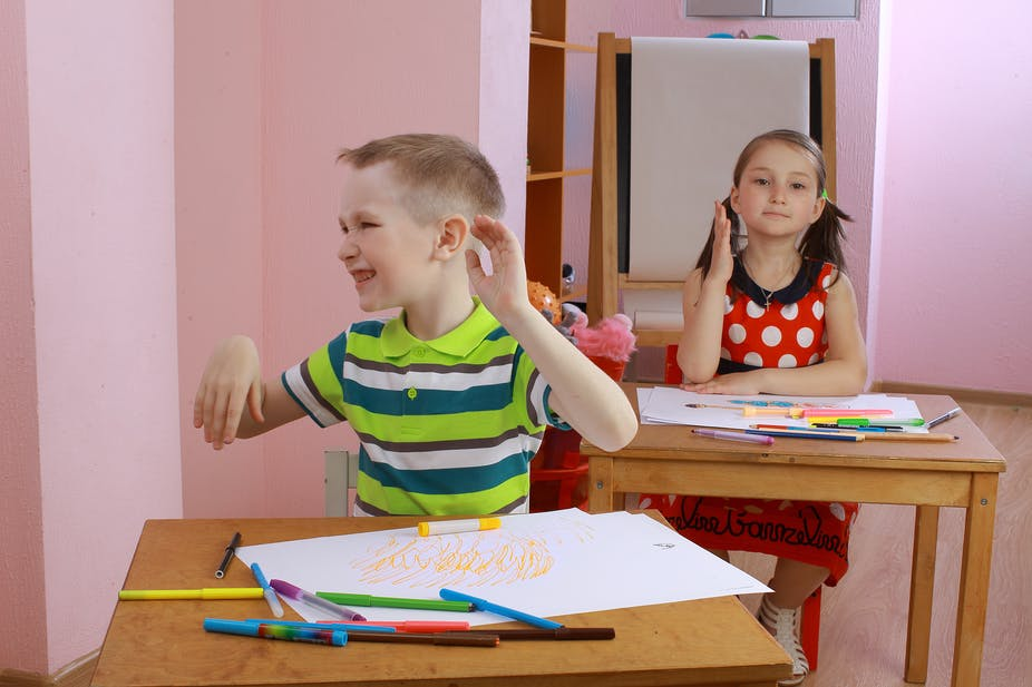 Why is ADHD more common in boys than girls?