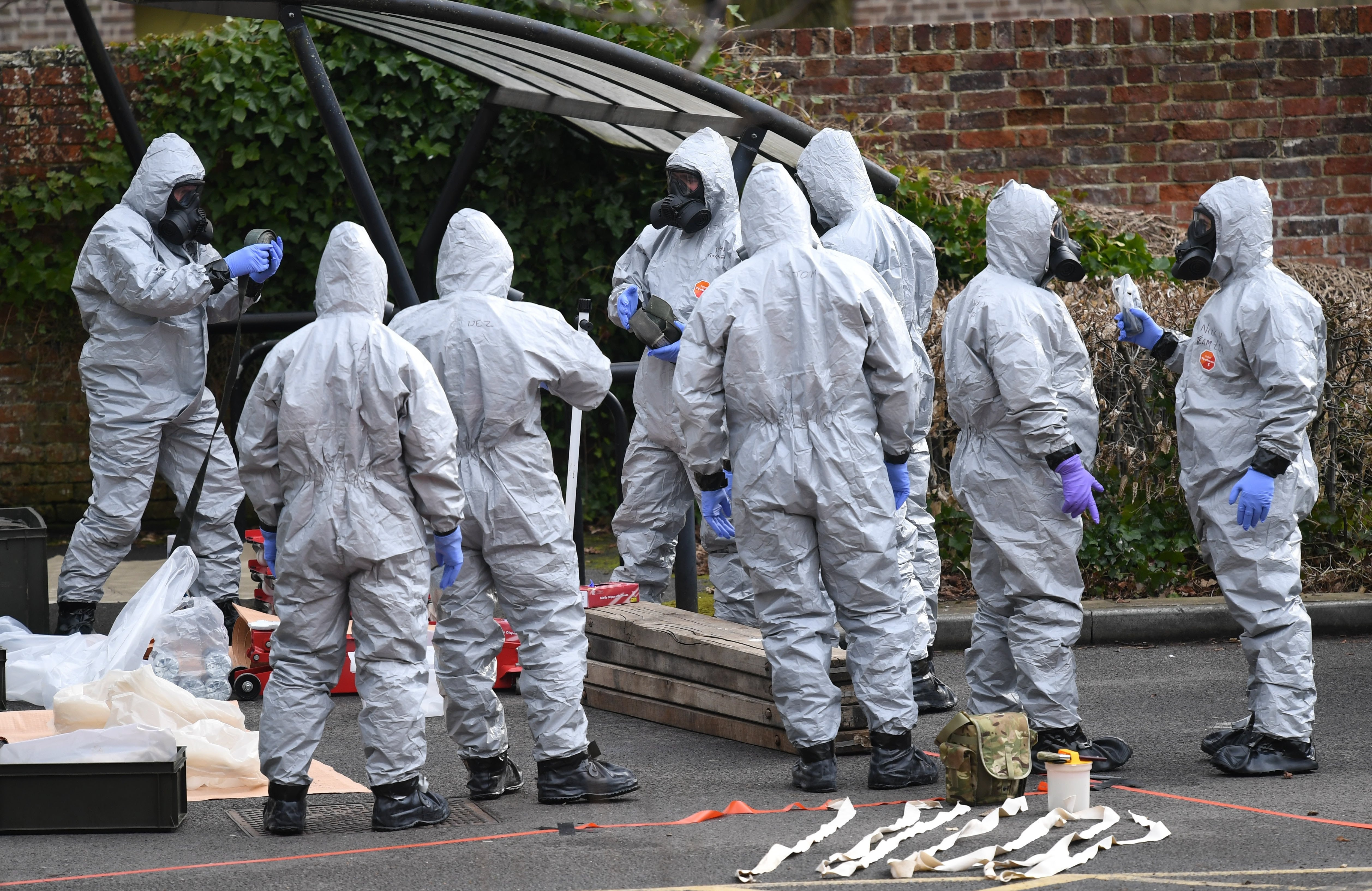 What we know about Novichok the \u0027newby\u0027 nerve agents linked to Russia & Russian spy attack: why Britain is limited in how it responds to Russia