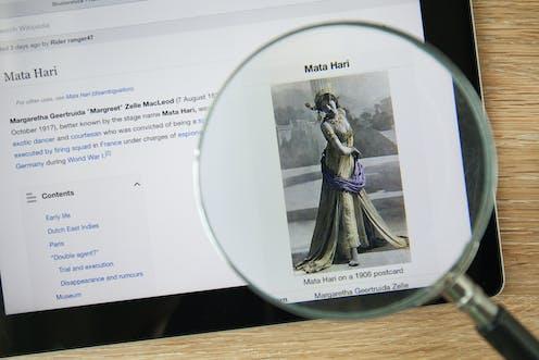 Why Wikipedia Often Overlooks Stories Of Women In History