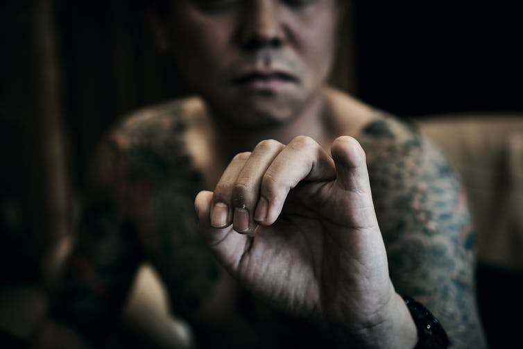 The Outsider Your Average Yakuza Wouldn T Recognise Himself In This