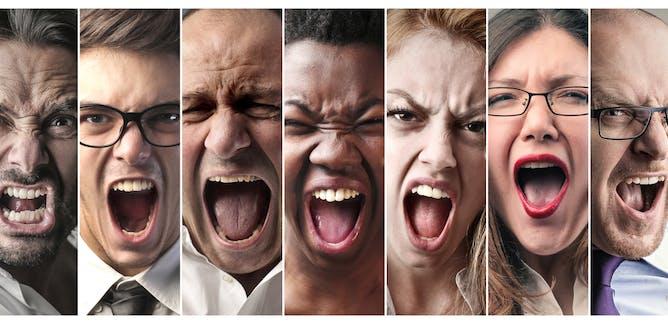 anger management – information, recherche et analyse – La Conversation