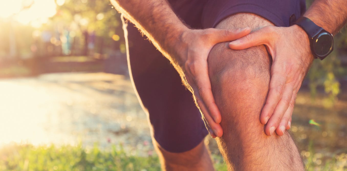 If your knee hurts, keep exercising, says expert
