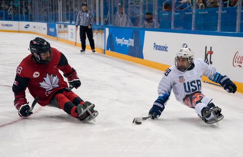 Understanding The Science Of Para Ice Hockey