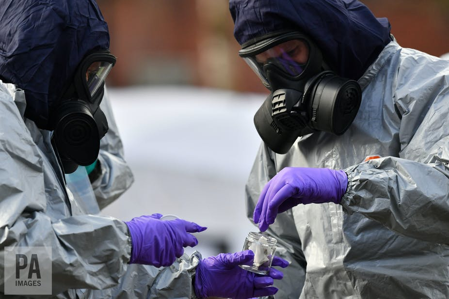 Novichok The Deadly Story Behind The Nerve Agent
