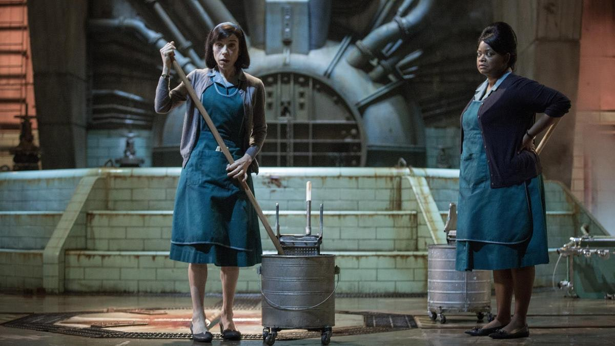 The Shape of Water' features the lives of Americans facing everyday oppressions.