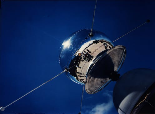 60 years in orbit for 'gfruit satellite' – the oldest ... on