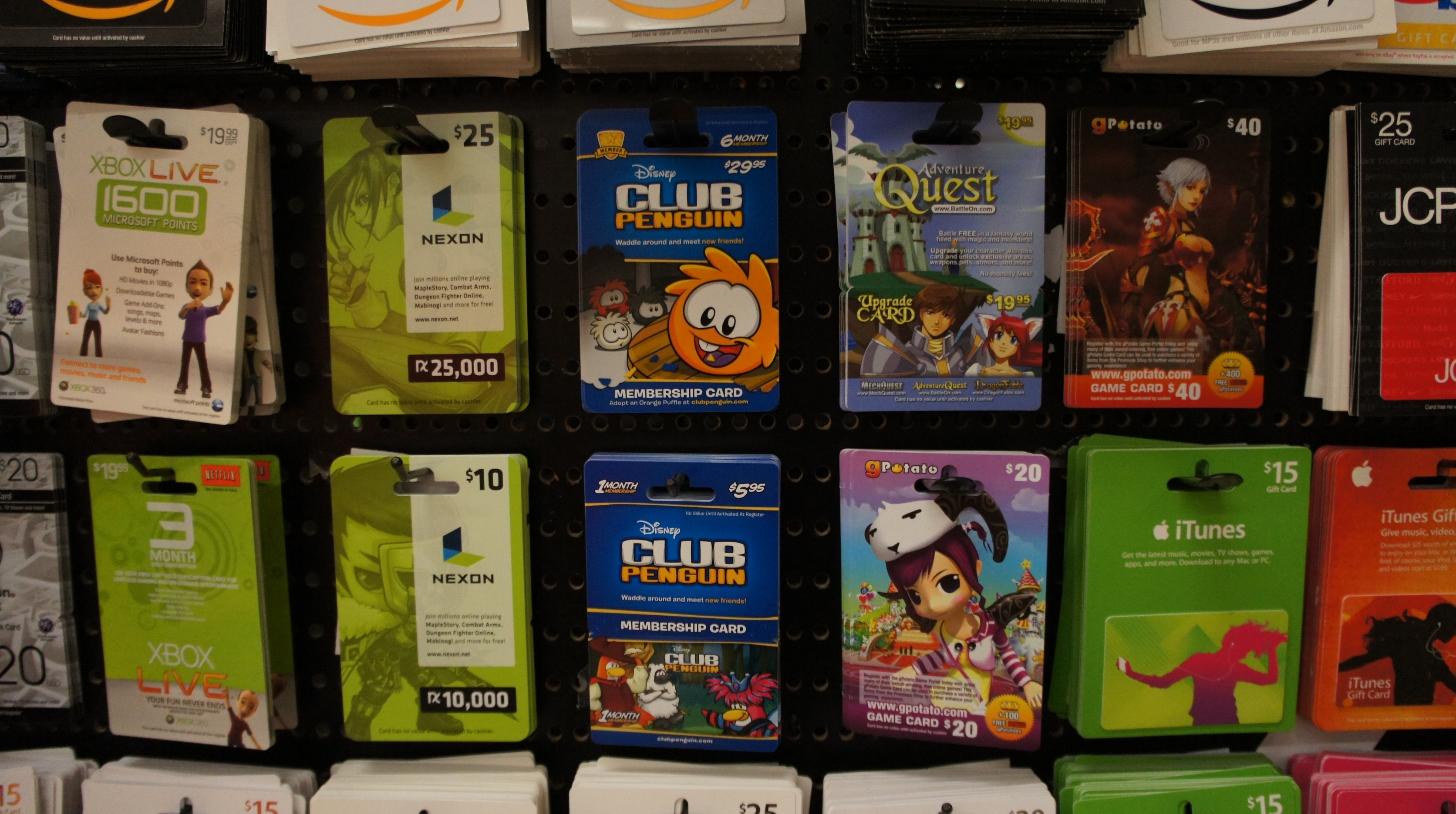 What happens when companies remove expiry dates on gift cards?