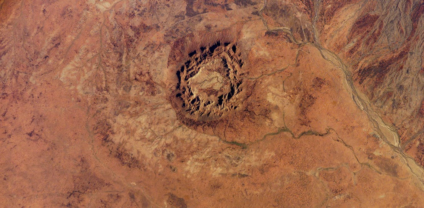 Target Earth: how asteroids made an impact on Australia