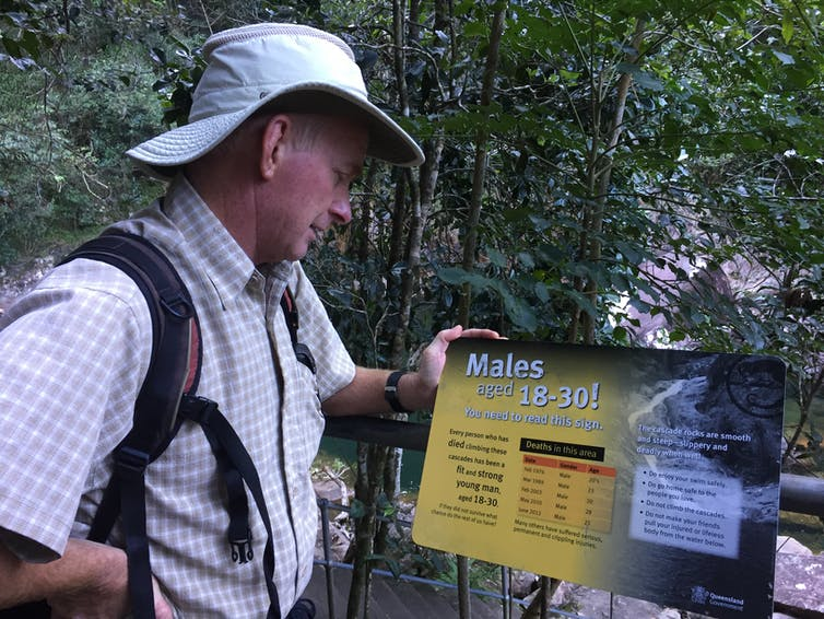 Good signage in national parks can save lives. Here's how to do it right