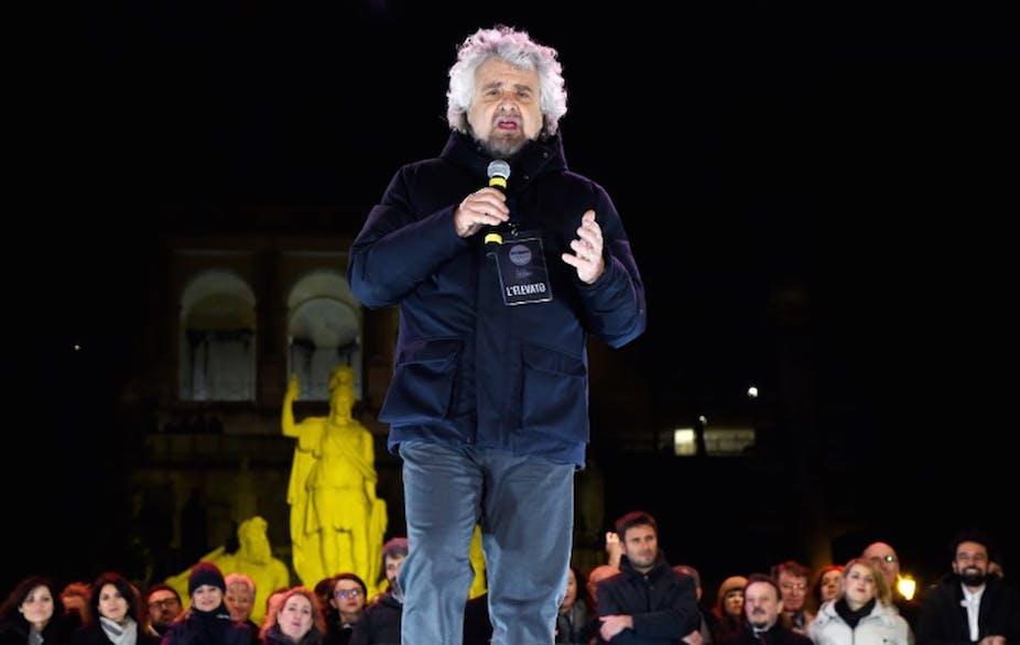 Le Mouvement 5 étoiles En Italie Lecture Marketing Dun