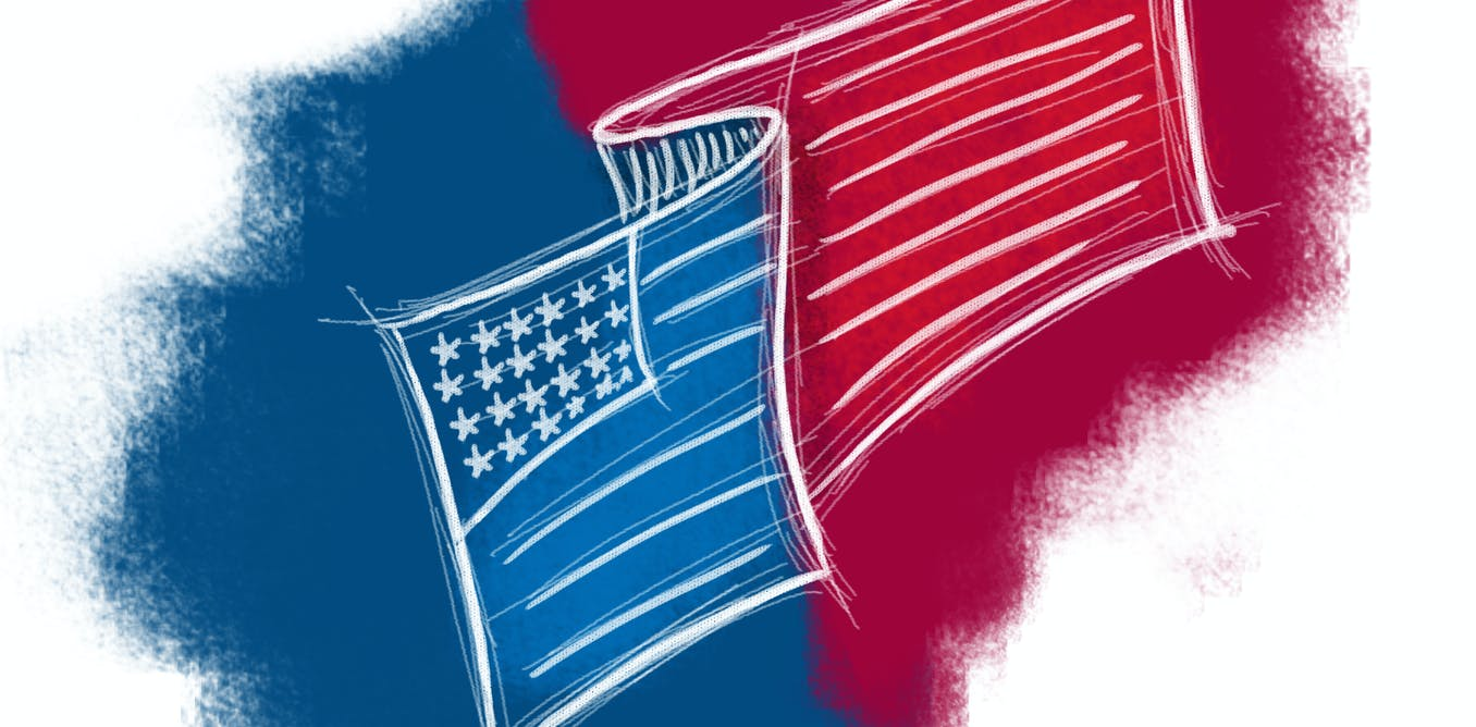 Red State Blue How Colors Took Sides In Politics