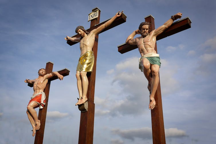 HimToo – why Jesus should be recognised as a victim of